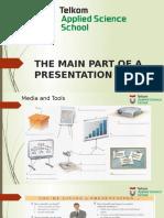Main Part of Presentation