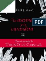 0.2 - La Asesina y La Curandera - Sarah J. Maas