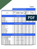 - Lista de Precios Agosto 2011