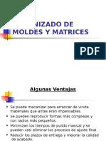 Mecanizado de Moldes y Matrices