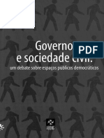 ABONG_GOVERNO E SOCIEDADE CIVIL - UM DEBATE SOBRE ESPAÇO PÚBLICOS .pdf