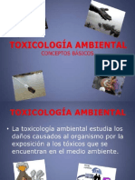 Toxicologia Ambiental Conceptos Basicos