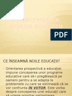 Proiect Pedagogie Noile Educatii