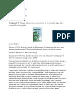 assignment 6- methods
