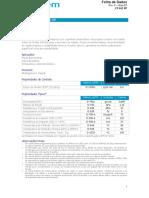 Datasheet - Braskem CP 442XP [PP Copo]
