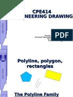 W2 L1 Polyline, Polygon, Rectangles