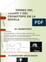 """Teoría y estética de la novela"""" Mijaíl Bajtín (II) (3, 4, 5, 6)"""