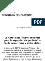 Clase 17 - Seguridad Del Paciente - UPSJB (1)