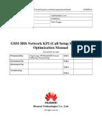07 GSM BSS Network KPI (Call Setup Success Rate) Optimization Manual.doc