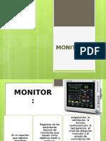 Monitor Anestesio