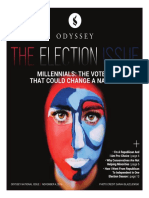 Odyssey National Issue 11/4/16