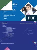 Resultados estudio internacional TIMSS