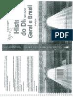 Castro Flavia Lages - Livro Historia Do Direito Geral-Brasil