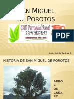 Historia de San Miguel de Porotos Lcdo. RC