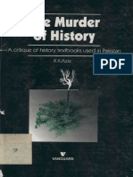[K.K Aziz] the Murder of History
