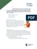PDF8 a Agua e a Gravidez