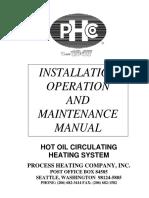 Hot Oil HTO-80(3HP)