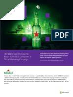 Heineken Case Study