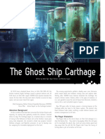 The Ghost Ship Carthage