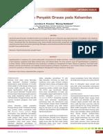 Laporan Kasus-Pengelolaan Penyakit Graves pada Kehamilan.pdf