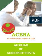 Info Auxiliar Audioprotesista