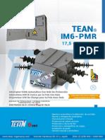 Catalogo Tean Interruptor Automatico Poste Imp6-Pmr 2017 v1