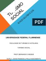 Turismo Social - Slide