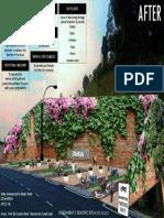 Urban Design Beautification of Space