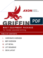 AXON 010 Energy Products - Griffin MEP for Tender-Assisted Drilling_v2015.01.15