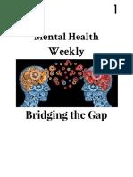Mental Illness Newspaper Articles 2