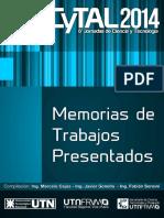 Libro Cy Tal 2014