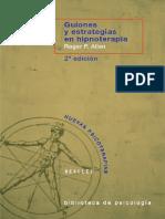 233052074 Guiones y Estrategias en Hipnoterapia 2a Ed PDF