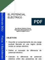 5.1 Potencial Electrico (1)