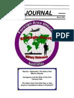 Role of Marine Attache