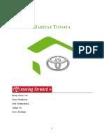 Habitat Toyota Proposal