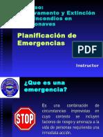 Modulo 14 - Planes de Emergencia
