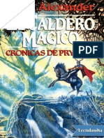 El Caldero Magico - Lloyd Alexander