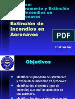 Modulo 13-- Extinción de Incendios en Aeronaves