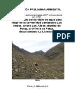 Anexo 2 Clasificación Ambiental