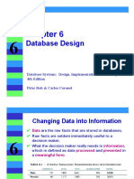 Database Life cycle
