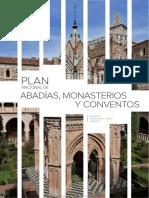 Plan Nacional de Abadías, Monasterios y Conventos