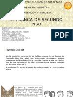 4.5 Banca de Segundo Piso