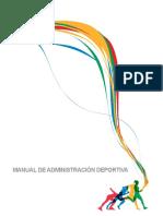 Manual de Administracion Deportiva