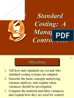 Ch09_Standard Costing a Managerial Control Tool