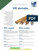 Electrodos de PH y Redox