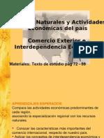 Clase comercio exterior e interdependencia economica  (PPTminimizer)