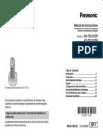 Panasonic KX-TG1311SP.pdf