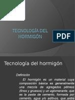 Tecnologia Del Hormignon