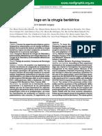 Psicología Bariatrica