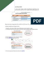 Membuat Drop Down List di Excel 2013.docx